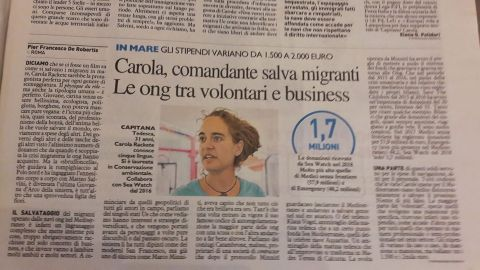 Il business del cinismo