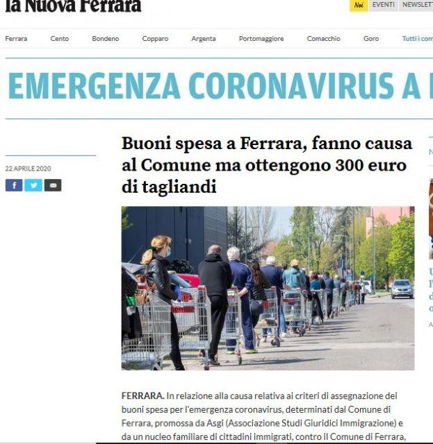 Comune di Ferrara: