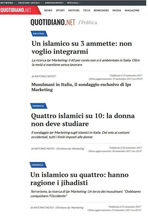 Islamofobia quotidiana