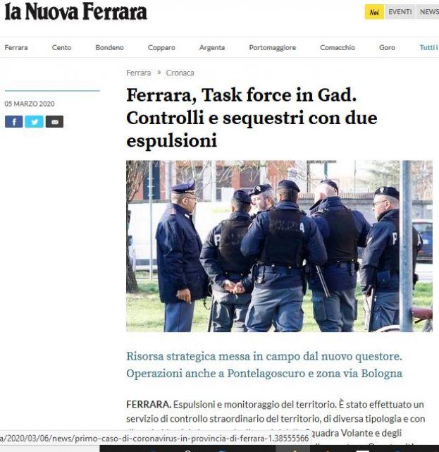 CRIMINALITA'-IMMIGRAZIONE: IL BINOMIO COSTANTE